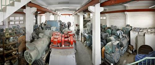 Thành Tâm chuyên mua bán các loại động cơ điện (motor)