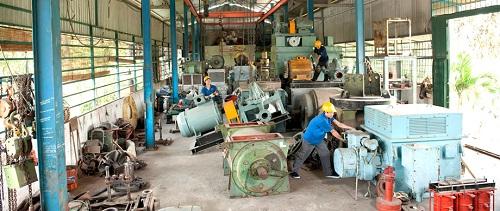 Dịch vụ quấn sửa motor – động cơ điện uy tín tại TpHCM -Quấn sửa motor-quan sua motor